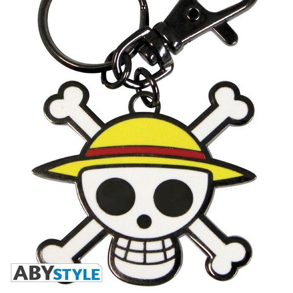 Llavero Calavera Mugiwara Luffy One Piece