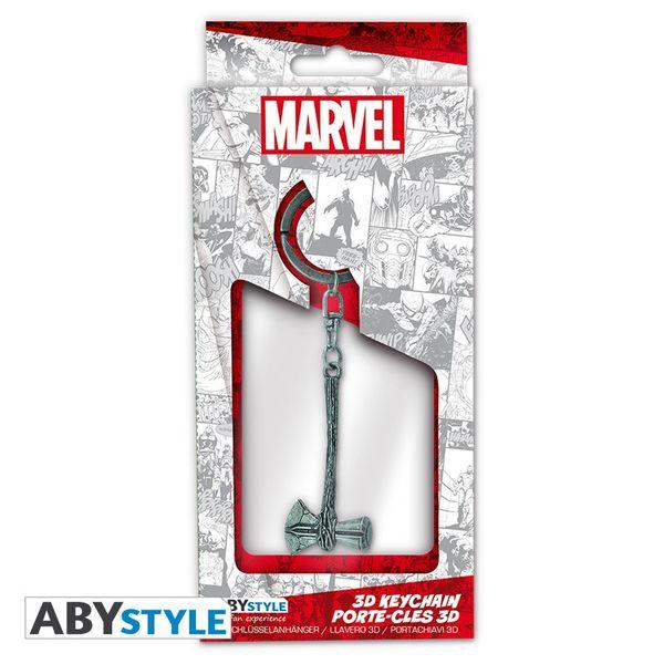 Llavero Destructor de Tormentas Thor Marvel