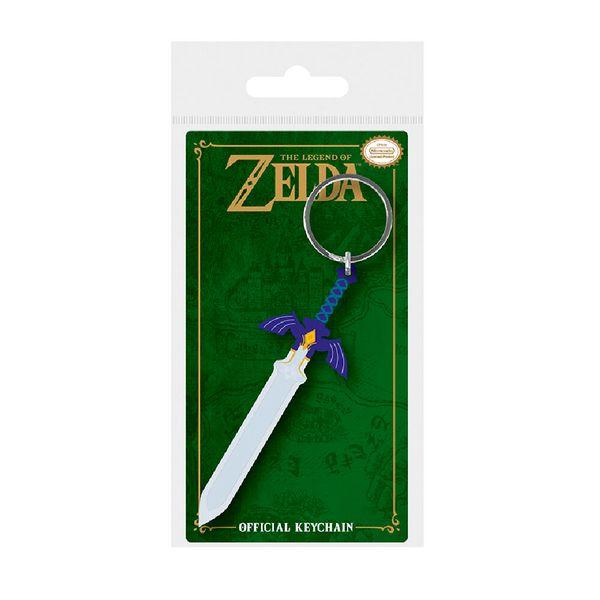 The Legend of Zelda Master Sword Keychain