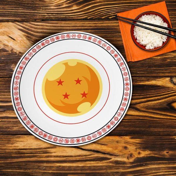 Platos Dragon Ball Emblemas