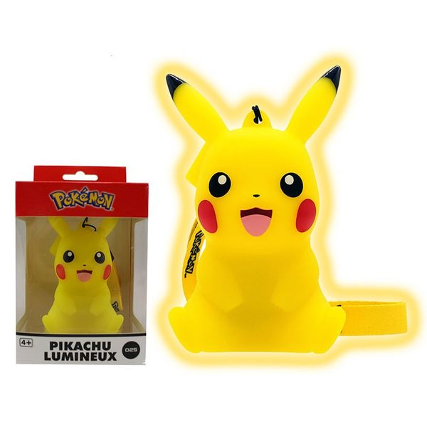Lampara Led Pikachu Pokemon