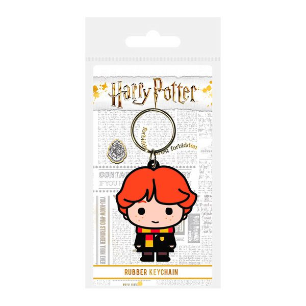 Ron Weasley Keychain Harry Potter