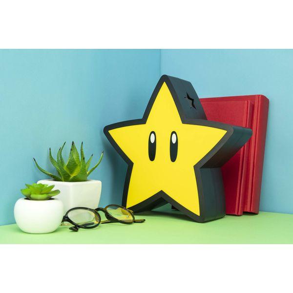 Lámpara Super Star Projection Light Super Mario