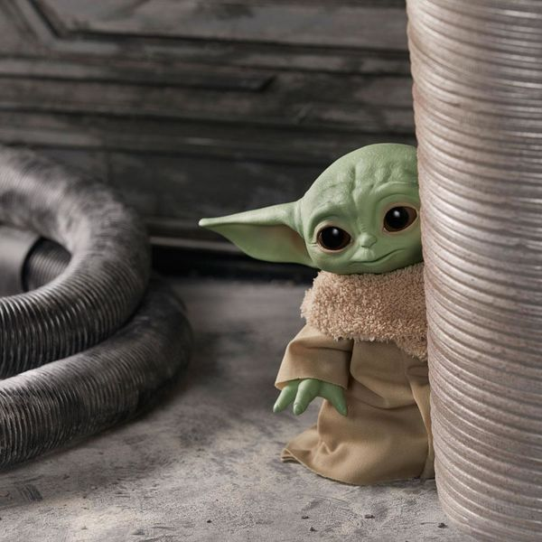 Peluche The Child Grogu Star Wars The Mandalorian