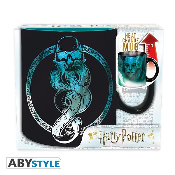 Taza Térmica Voldemort Harry Potter