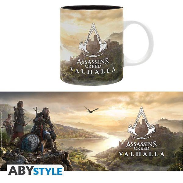 Taza Valhalla Landscape Assassin's Creed