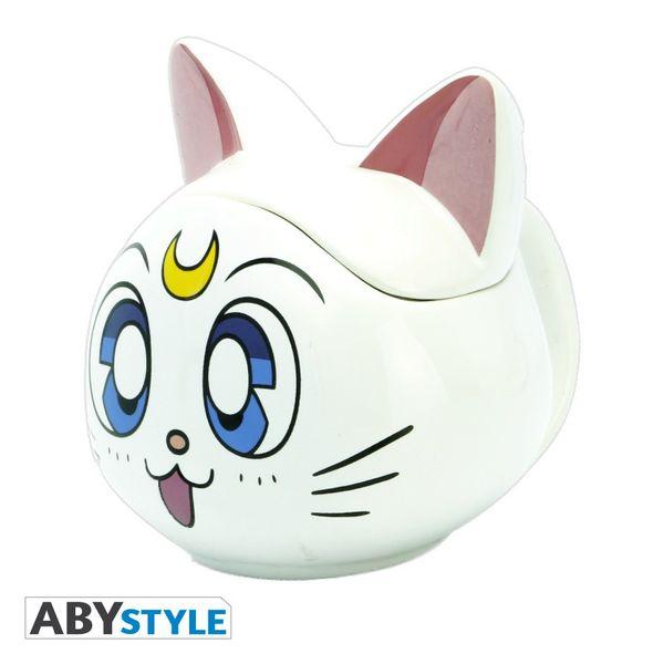 Taza 3D Artemis Sailor Moon