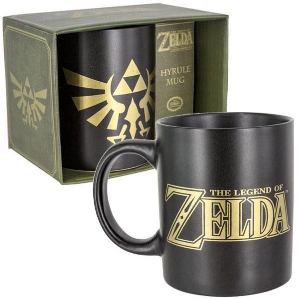 Taza Hyrule The Legend Of Zelda