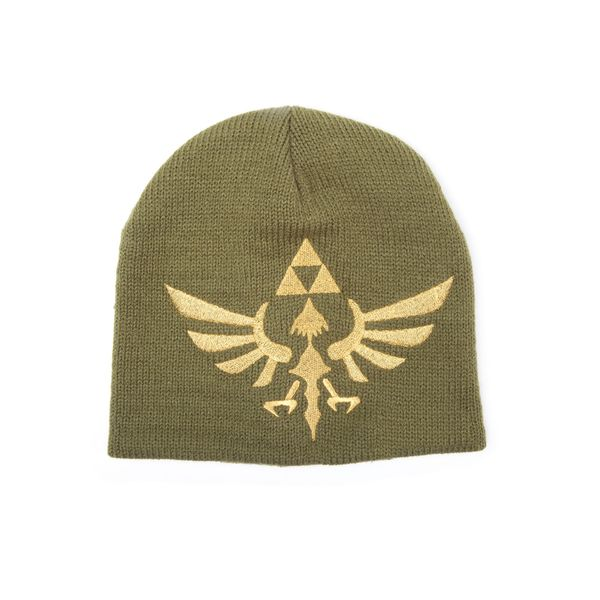 Beanie The Legend of Zelda Triforce Bird