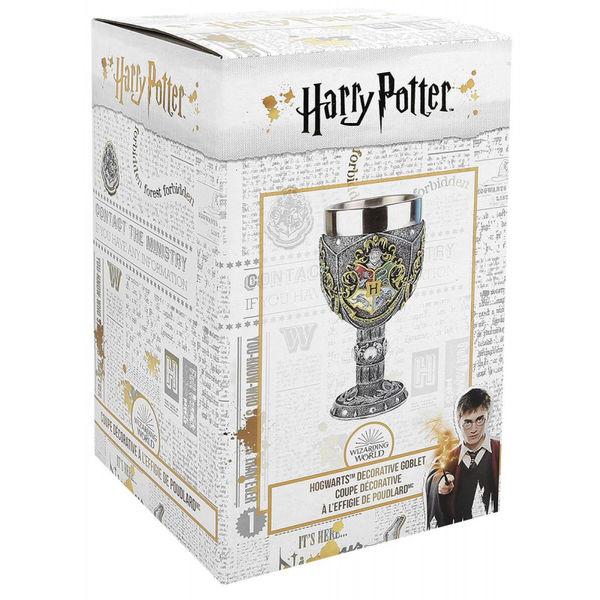Copa Decorativa Hogwarts Harry Potter