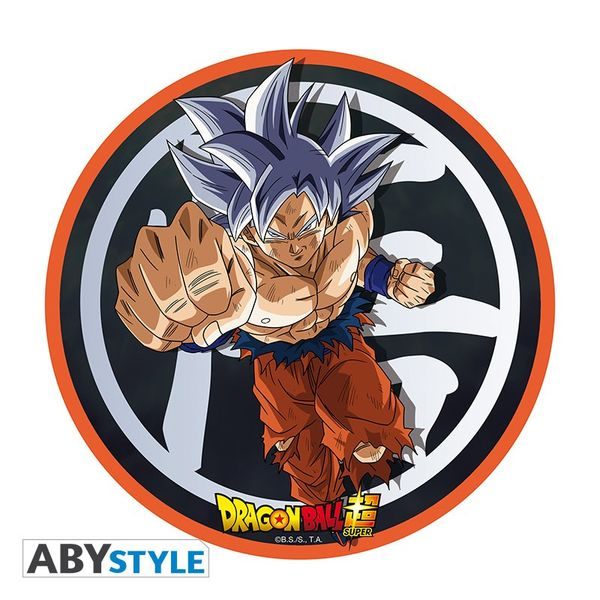 Alfombrilla Goku Ultra Instinct Dragon Ball Super