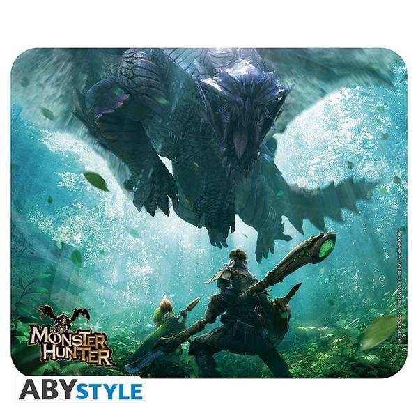 Alfombrilla Cazadores Monster Hunter