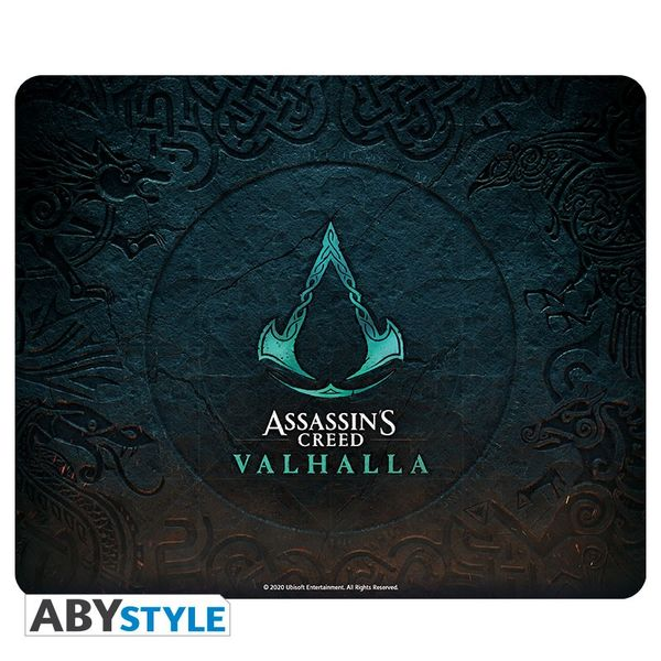 Alfombrilla Ratón Valhalla Crest Assassin's Creed