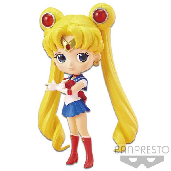Sailor Moon Figure Sailor Moon Q Posket