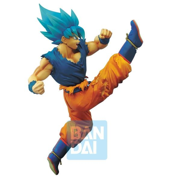Figura Son Goku SSGSS Dragon Ball Super Z-Battle