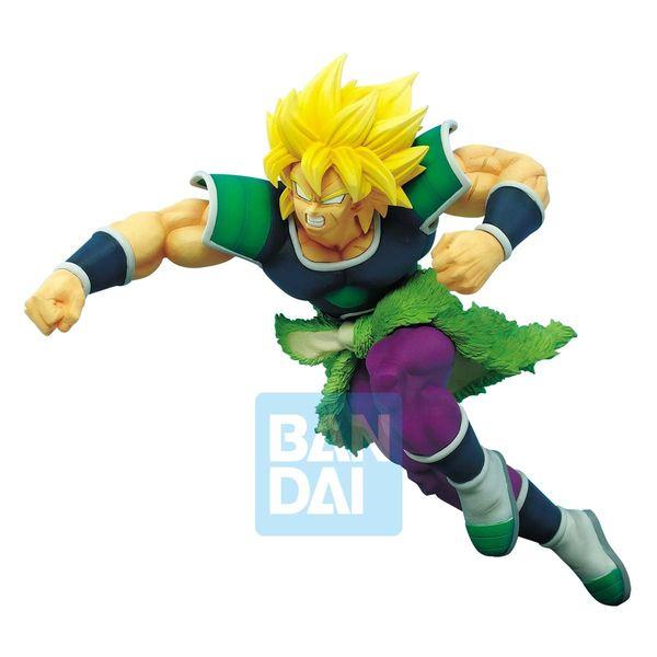 Figura Broly SSJ Dragon Ball Super Z-Battle