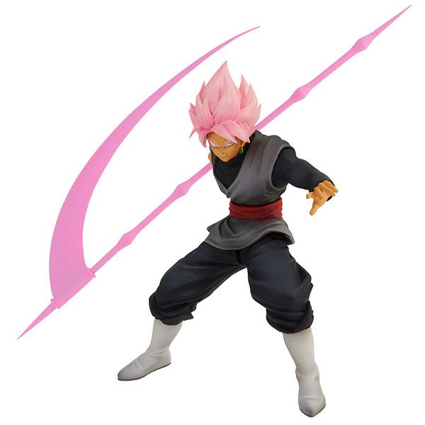 Figura Goku Black SSR Dragon Ball Super BWFC 2018