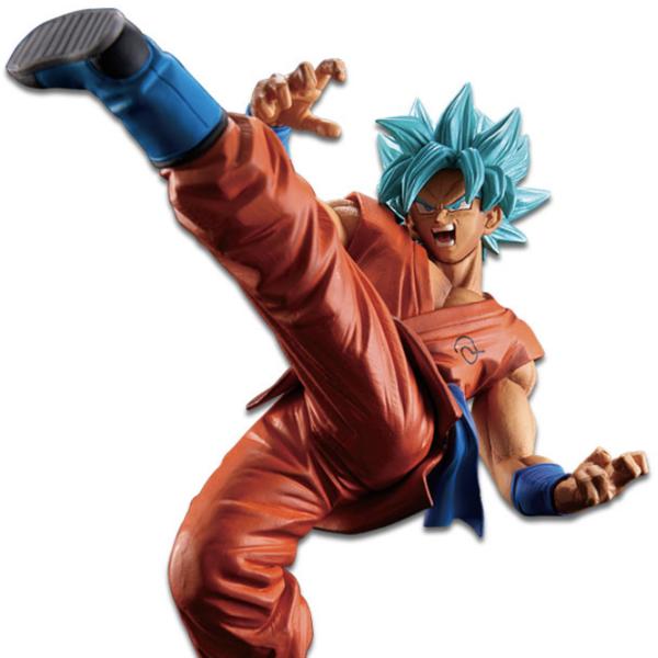 Figura Son Goku SSGSS Dragon Ball Super Son Goku FES Special Ver Vol 4