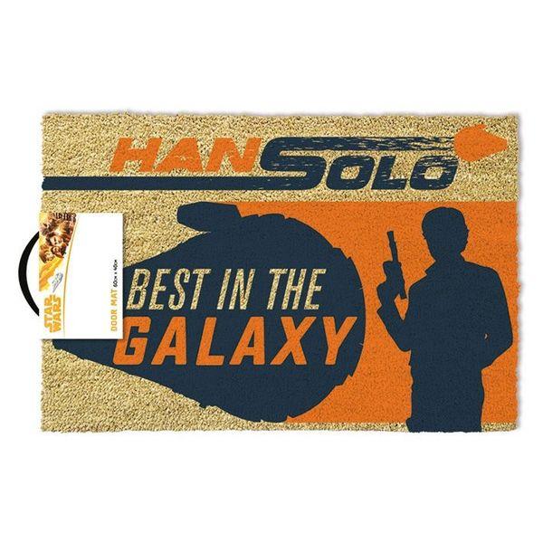 Felpudo Han Solo Star Wars
