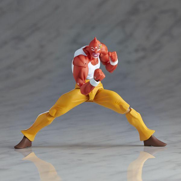 Kinnikuman Great Figure Kinnikuman Revolmini rm 011
