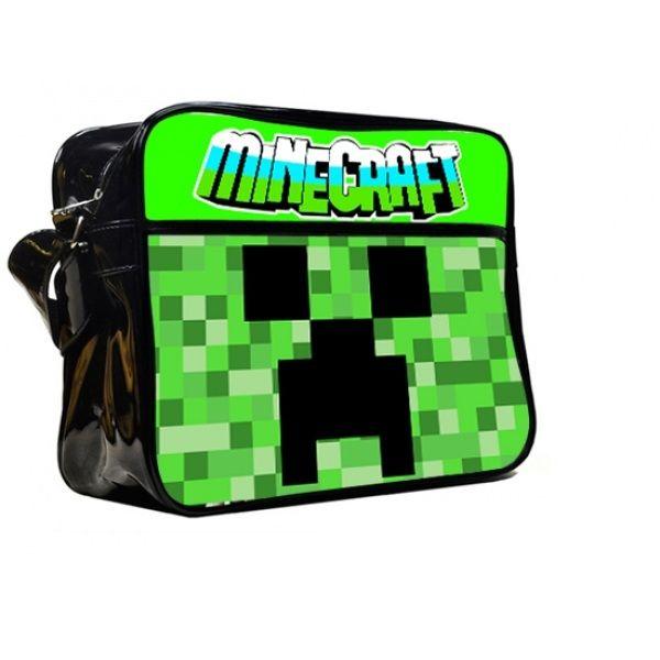 Shoulder Bag Minecraft V4