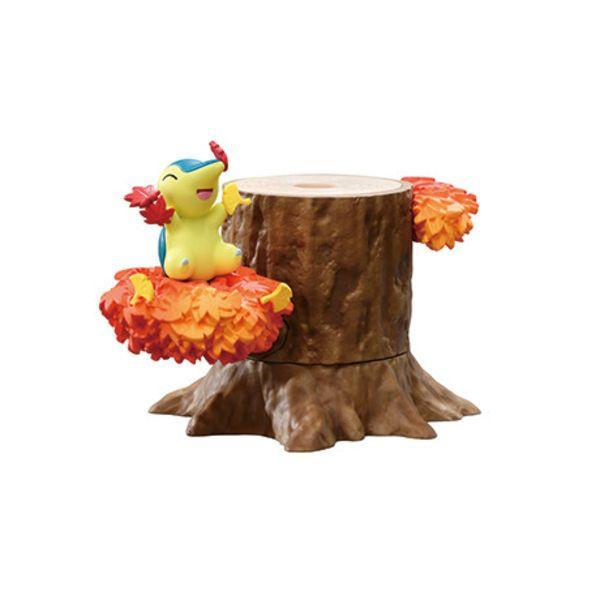 Figura Atsumete! Kasanete! Pokemon no Mori Vol 5 Hanabira no Mai Set