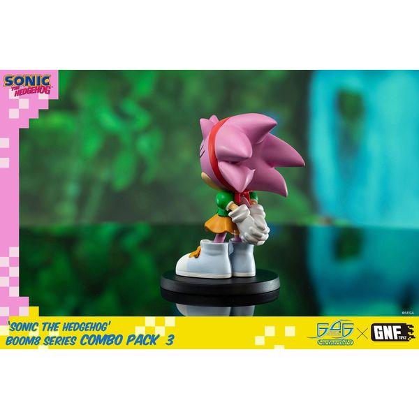 Figura Amy Rose Sonic the Hedgehog BOOM8