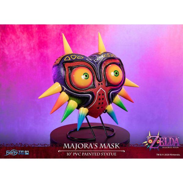 Majora's Mask Standard Edition Figure The Legend Of Zelda