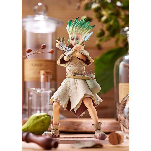 Figura Senku Ishigami Dr Stone Pop Up Parade