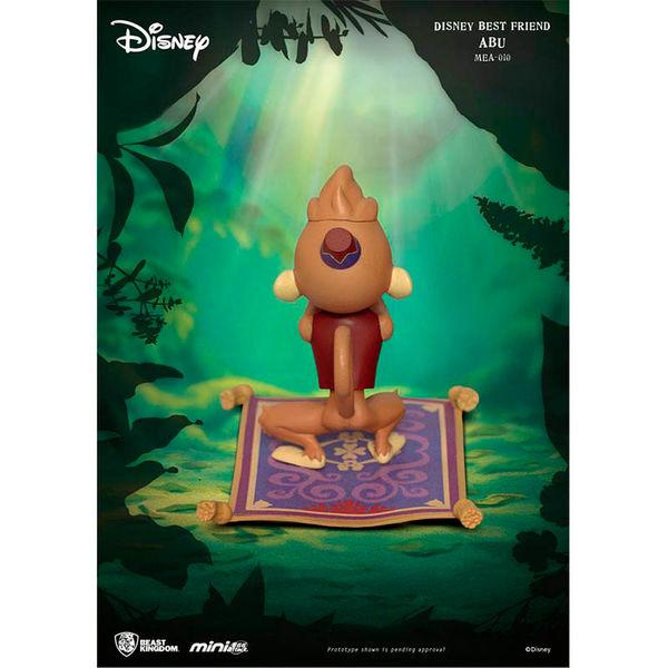 Figura Mini Abu Egg Attack Aladdin Disney Best Friends