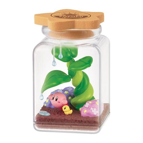 Gashapon Kirby Terrarium Pupupu Seasons (Caja Completa)