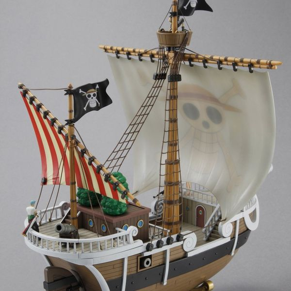 Going Merry Model Kit One Piece 30 cm
