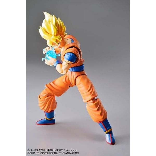 Model Kit Goku SS Figure Rise Standard Dragon Ball Z