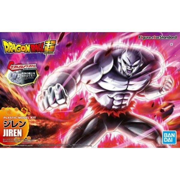 Jiren Dragon Ball Super Model Kit Figure Rise Standard