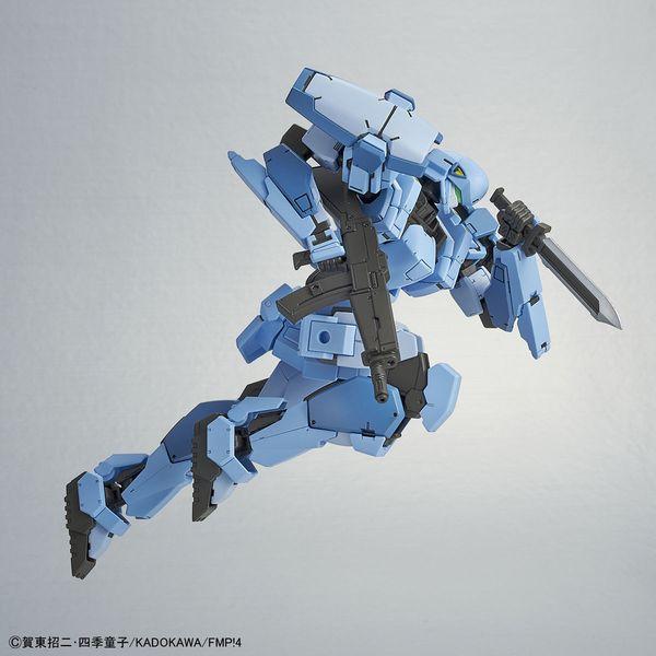 Model Kit M9 Gernsback Agressor Squadron 1/60 HG Full Metal Panic