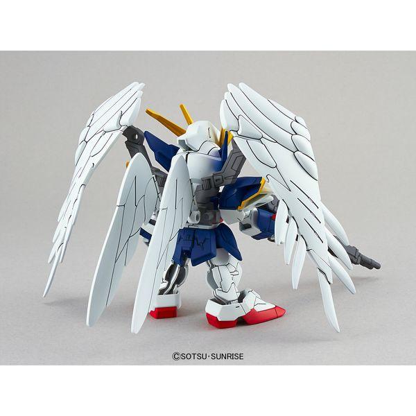 Model Kit Wing Gundam Zero SD EX-Standard 004 Gundam