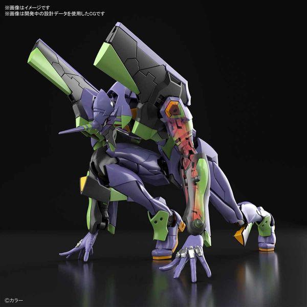 Eva-01 Model Kit RG 1/144 Evangelion Shin Gekijouban