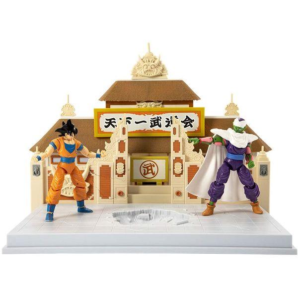 Tenkaichi Budokai Dragon Stars World Playset Dragon Ball