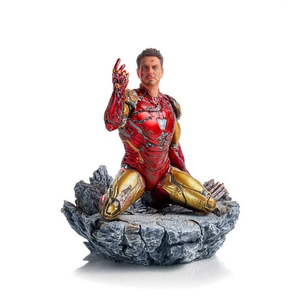 Estatua I am Iron Man Vengadores Endgame BDS Art