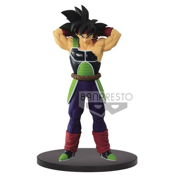 Figura Bardock Dragon Ball Z Creator X Creator