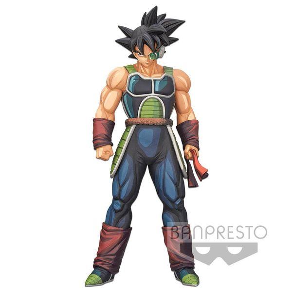 Figura Bardock Manga Dimensions Dragon Ball Z Grandista