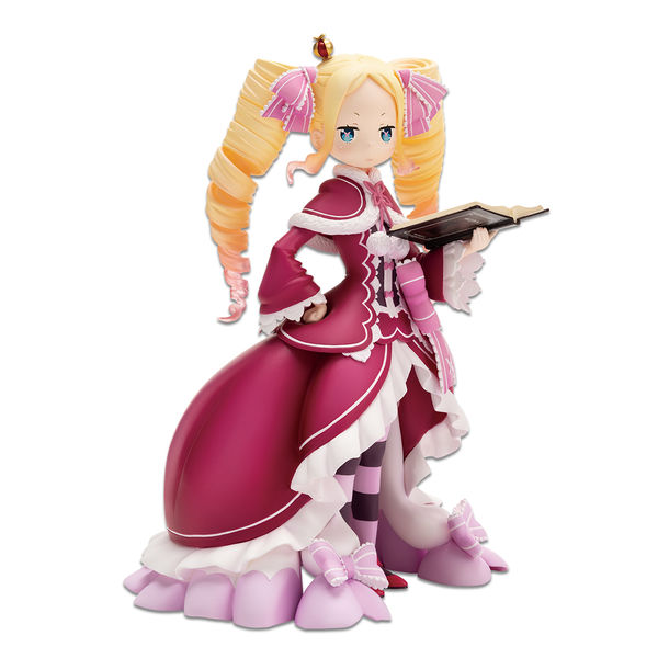 Figura Beatrice Re:Zero Ichibansho Story Is To Be Continued