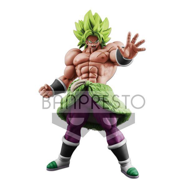 Figura Broly Full Power Dragon Ball Super King Clustar