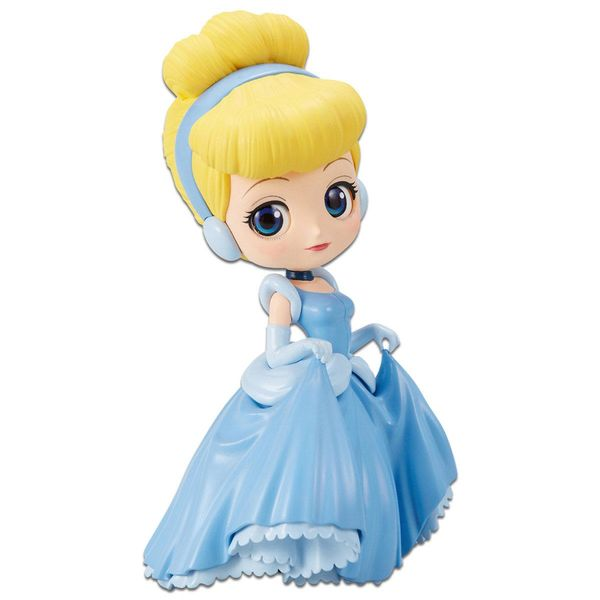 Figura Cenicienta version A Disney Q Posket