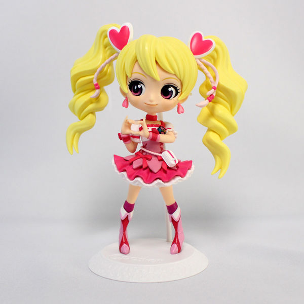 Figura Cure Peach Version A Fresh Pretty Cure Q Posket