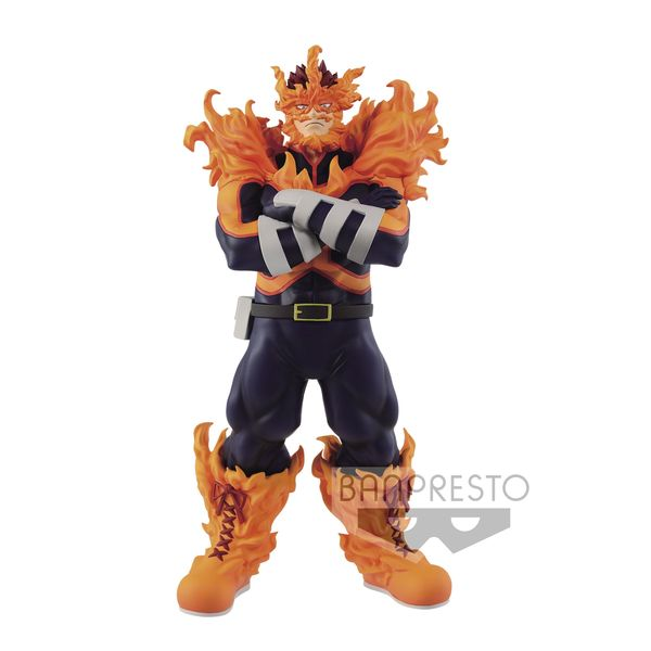 Figura Endeavor My Hero Academia Age of Heroes