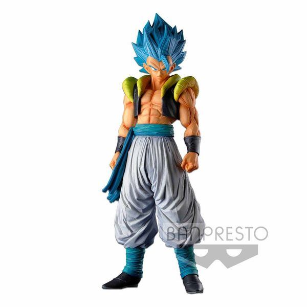 Figura Gogeta SSGSS Dragon Ball Super Master Stars Piece