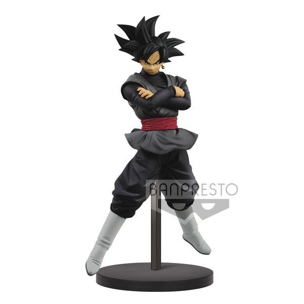 Figura Goku Black Dragon Ball Super Chosenshiretsuden II Vol 2