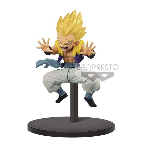 Figura Gotenks SSJ Dragon Ball Super Chosenshiretsuden