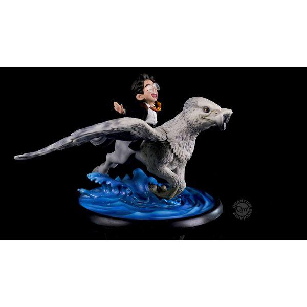 Figura Harry & Buckbeak Harry Potter Q-Fig MAX